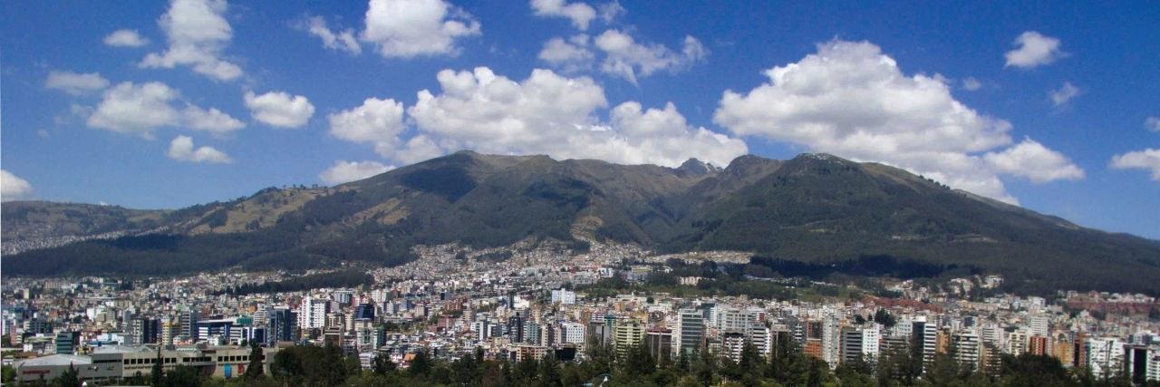 La Carolina - Quito, Pichincha, Ecuador