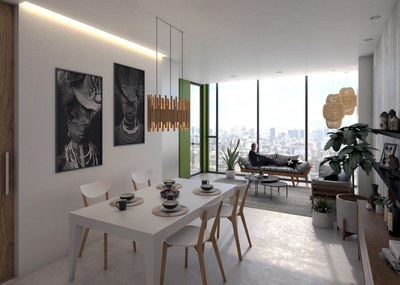 Apartments with a great view for sale in Quito, Ecuador
