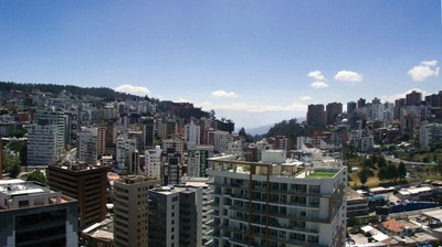Apartments for sale with incredible views of Quito