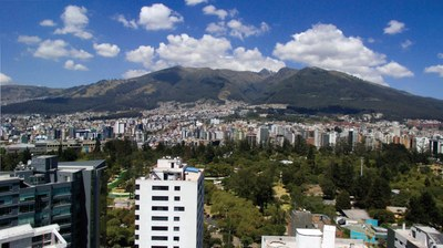 Apartments for sale in Quito with panoramic views
