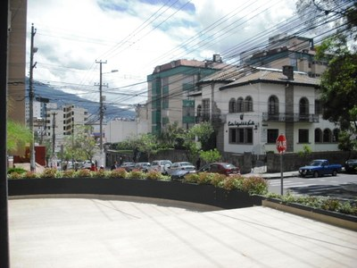 Mixed Use Building For Rent in Benalcazar - Quito