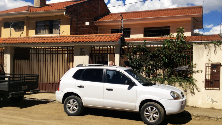 Large 2 Story house for sale in Cuenca Ecuador