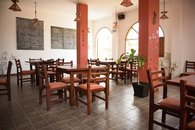 Great Ambiance In Restaurant