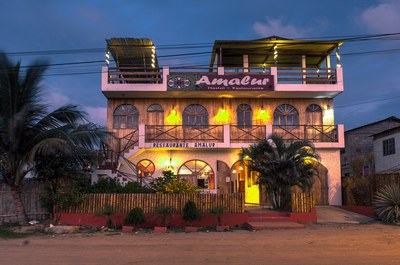 Street View Of Hotel Amalur