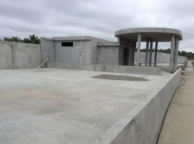 Social Area Under Construction
