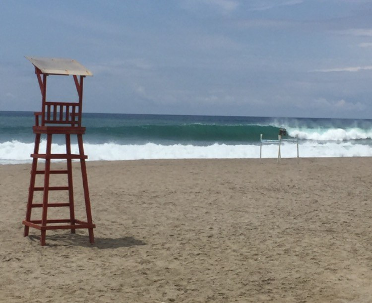 Oceanfront Home Construction Site For Sale in San Lorenzo