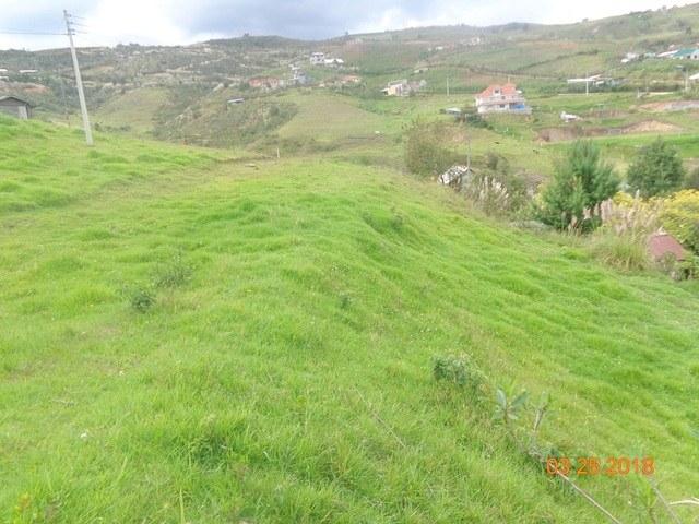 Terreno En Venta De 4250m2 Entre Zhucay Y Tarqui Cuenca
