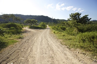 Near the Coast Home Construction Site For Sale in Dos Mangas