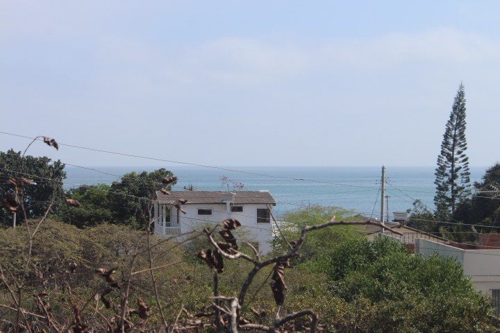 1000m2 Ocean View Parcel: Looking for Room for any project.