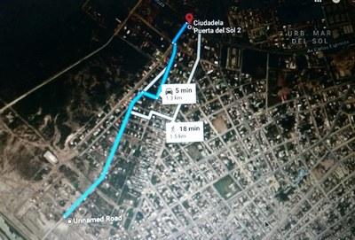 Lot Location On City Map