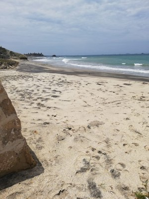 Near the Coast Home Construction Site For Sale in Punta Barandua