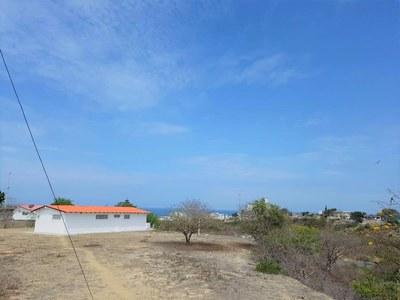 Vendo de oportunidad terreno con vista al mar en Punta Blanca!