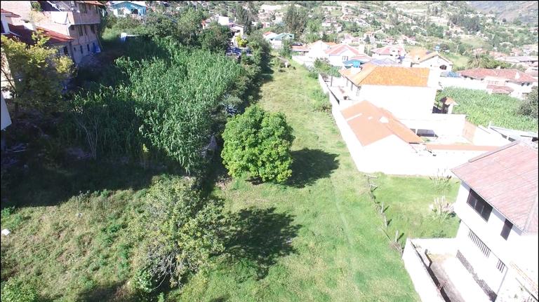 Amplia Terreno 3569 m2 en Gualaceo sector Piramide