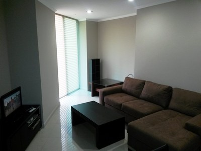 Suite: Riverfront Apartment For Rent in Guayaquil