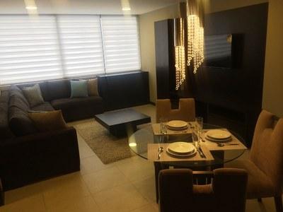 Edificio Bellini II: Amazing 1BR condo in Guayaquil. Reserve Today!!