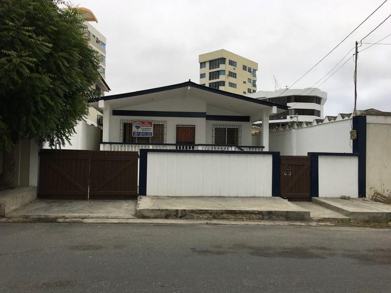 Se Alquila Casa Cerca del Mar en San Lorenzo - Salinas