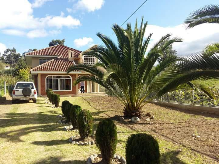 Countryside House For Rent in Azogues