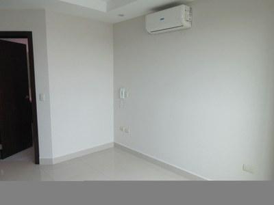 Master Bedroom With Split AC.