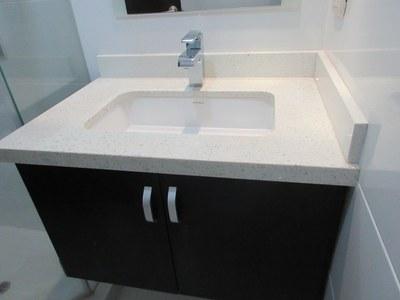 Master Bathroom Sink.