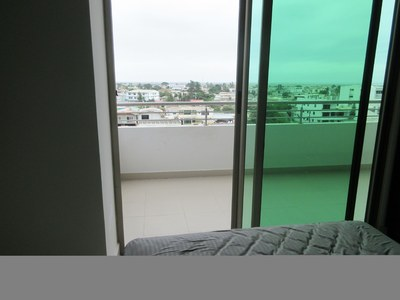 Balcony Access From Second Bedroom.