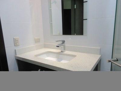 Guest Bathroom Sink.