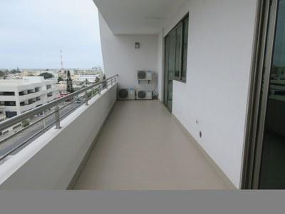 Entertain On This Grand Balcony.
