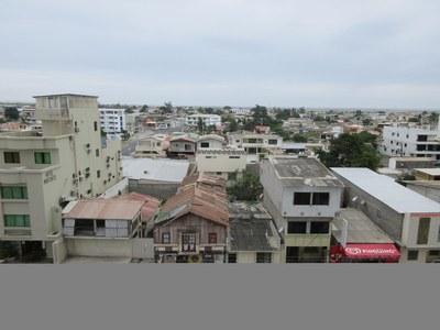 Views Of Salinas From Balcony