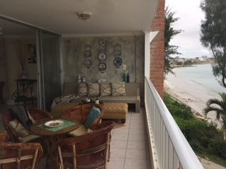 Oceanfront Apartment For Rent in La Milina