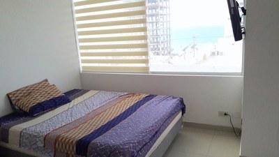 Apartamento 2 dormitorios en Manta