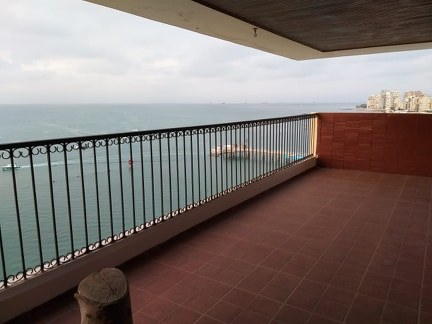El Mirador Penthouse: Oceanfront Condominium For Rent in Salinas