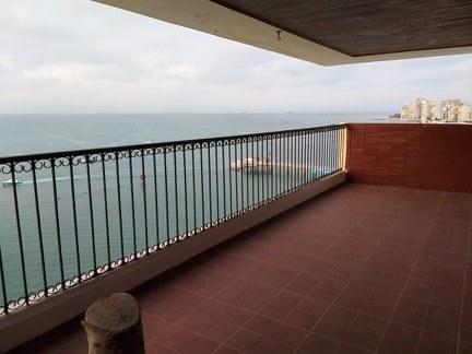 El Mirador Penthouse: Oceanfront Condominium For Rent in Salinas