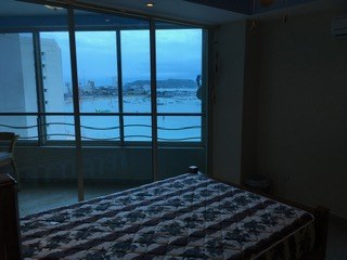 Bedroom To Balcony View