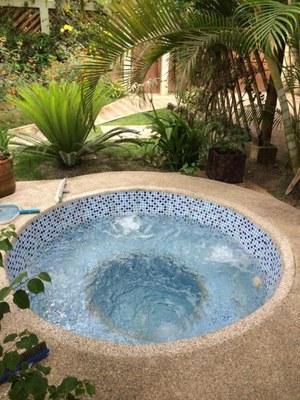 OLON BEACH VILLA: Near the Coast House For Rent in Olón