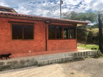 Se arrienda hermosa casita en condominio en Landangui