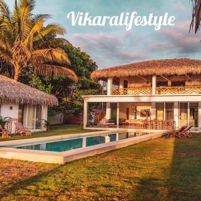 Villa Vikara- Beachfront Bungalows
