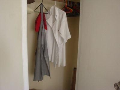 Bedroom Closet.