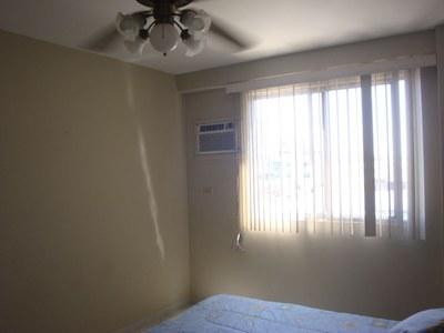 Great Window And Ceiling Fan.