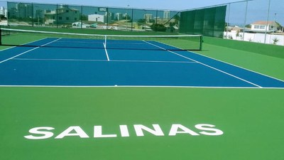Club's Tennis Courts