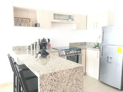 Granite Countertop - Lindo Meson de granito