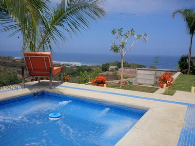 #2 Ocean Blue Hill: Ocean View Luxury Home in San Jose