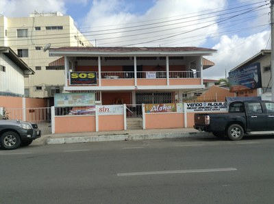 House on the Salinas Malecon: Great Gem on the Salinas Malecon