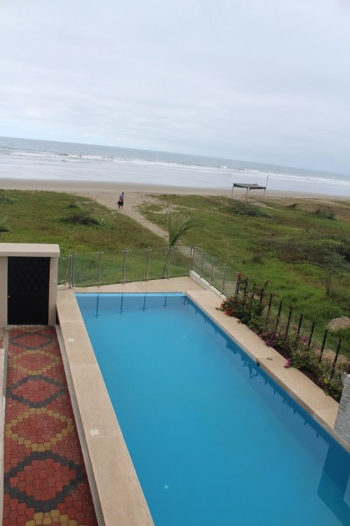 Sunset Shores Resale: Oceanfront Condominium For Sale in Olón