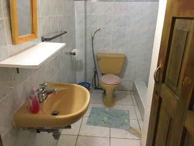 Main Bathroom On First Floor