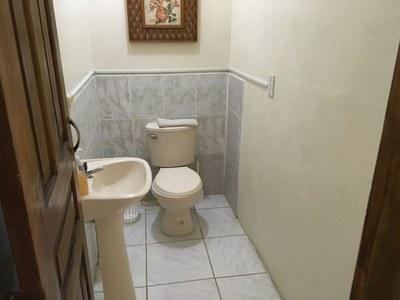 Guest Bathroom On First Floor