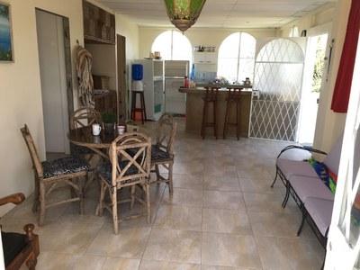 Living Room Third Floor