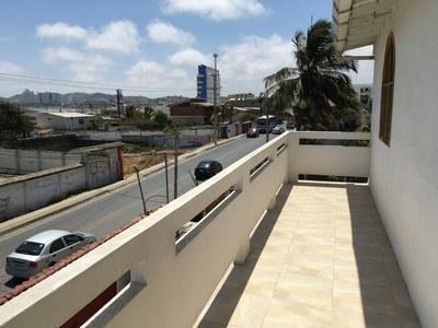 Great Long Balcony.