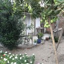 Very Cute Secluded Back Yard Area