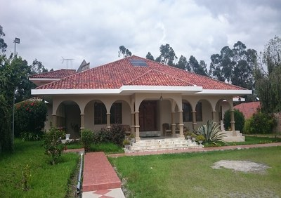 House For Sale in Challuabamba - Cuenca