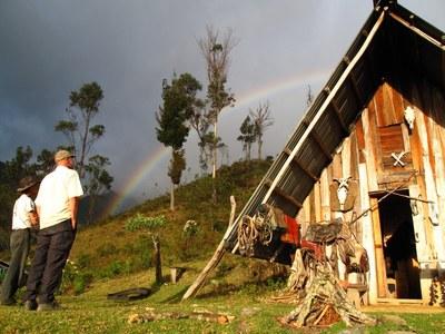 Into the Ecuadorian Andes