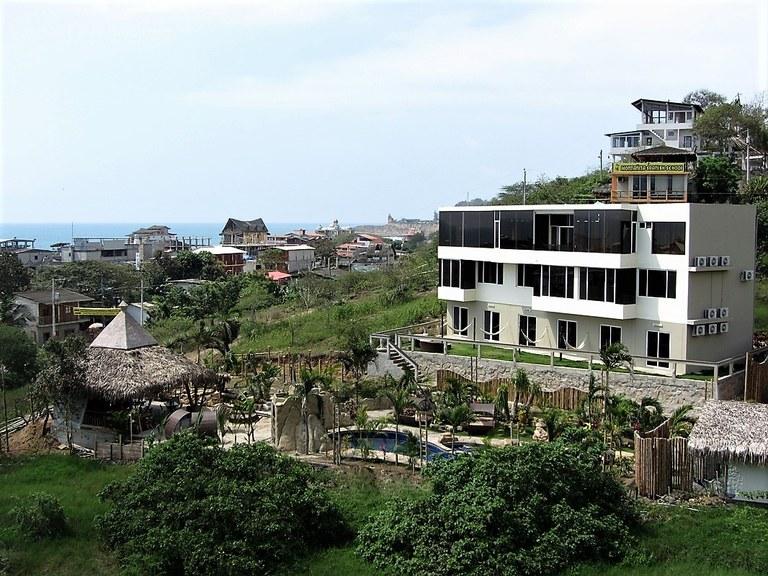 Se Vende Condominio Cerca del Mar en Montañita